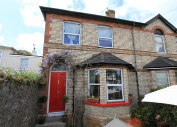 Thumbnail 4 bed end terrace house for sale in Torquay Road, Newton Abbot