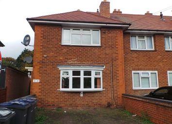 Thumbnail 1 bedroom flat for sale in Bletchley Road, Erdington, Birmingham
