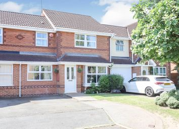 Thumbnail 3 bed terraced house for sale in Yarrow Close, Wednesfield, Wolverhampton