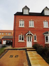 Thumbnail 3 bed semi-detached house for sale in Canalside View, Kilnhurst, Mexborough
