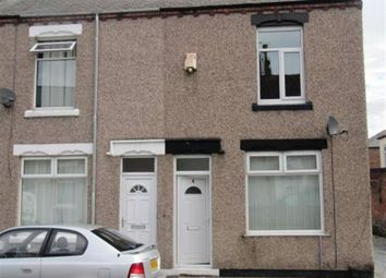 Thumbnail 3 bed terraced house to rent in Zetland Street, Darlington