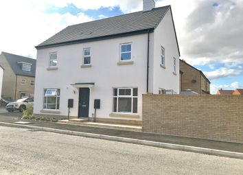 Thumbnail 4 bed detached house to rent in Stretton Street, Adwick-Le-Street, Doncaster