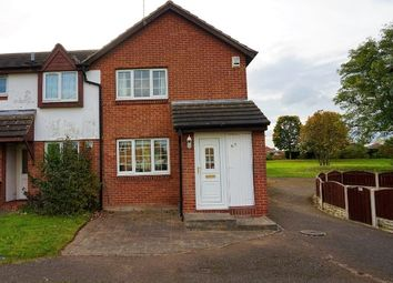Thumbnail 2 bed end terrace house for sale in Harpenden Drive Dunscroft, Doncaster