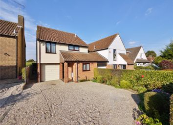 Thumbnail 4 bed detached house for sale in Common Road, Ingrave, Brentwood, Essex