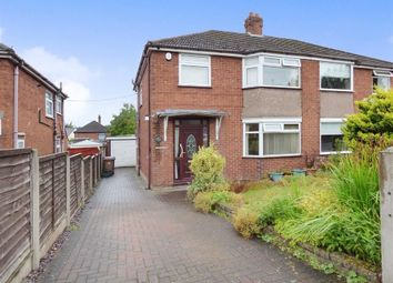 Thumbnail 3 bedroom semi-detached house for sale in Cookson Avenue, Stoke-On-Trent
