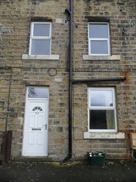 Thumbnail 2 bed terraced house to rent in Manchester Road, Slaithwaite, Huddersfield