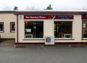 Thumbnail Restaurant/cafe for sale in Unit 1C Market Place, Portree Industrial Estate, Portree, Isle Of Skye