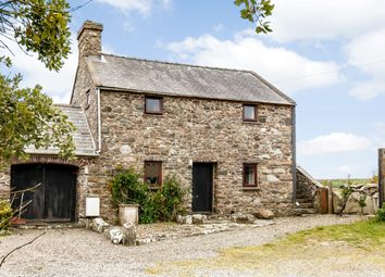 Thumbnail 2 bed cottage for sale in Tyddewi, Haverfordwest, Pembrokeshire