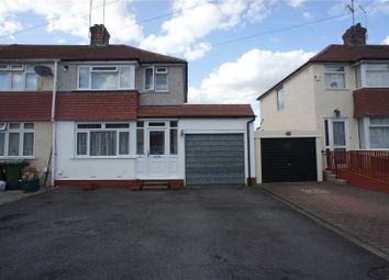 Thumbnail 3 bed detached house for sale in Fendyke Road, Belvedere