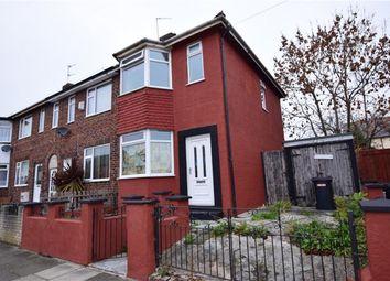 Thumbnail 3 bed semi-detached house for sale in Townsend Street, Birkenhead, Merseyside
