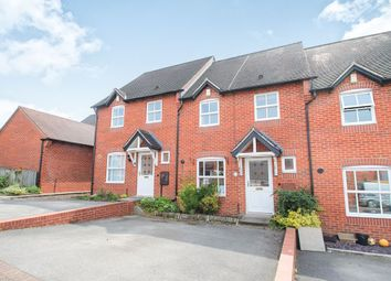 Thumbnail 3 bed terraced house for sale in Sundial Walk, Brailsford, Ashbourne