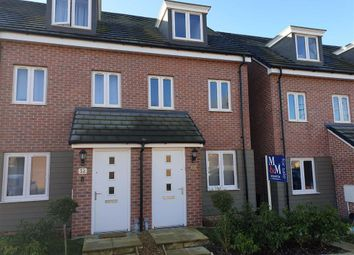 Thumbnail 3 bed end terrace house for sale in Condor Drive, Leighton Buzzard
