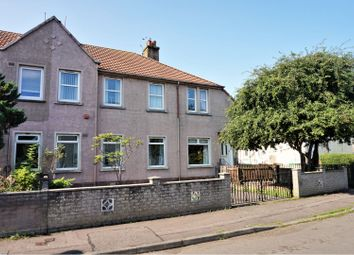 Thumbnail 2 bed flat for sale in Roberts Street, Kirkcaldy