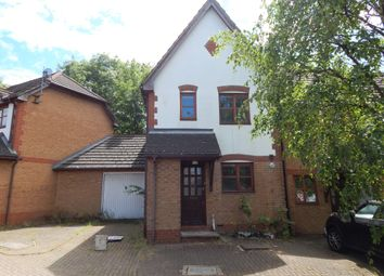 Thumbnail 3 bed end terrace house to rent in Barton Close, London