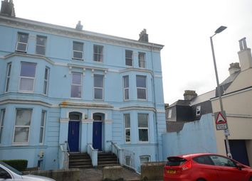 Thumbnail 2 bed flat to rent in Ford Park Road, Plymouth