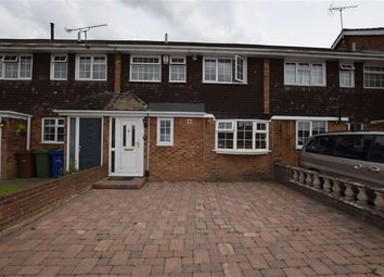 Thumbnail 4 bed terraced house to rent in Warren Close, Stanford-Le-Hope, Essex