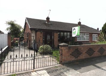 Thumbnail 2 bed semi-detached bungalow for sale in Hazel Avenue, Kirkby, Liverpool