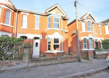 Thumbnail 3 bedroom semi-detached house for sale in Hazeleigh Avenue, Southampton