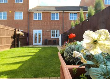 Thumbnail 3 bed terraced house for sale in Greensand View Woburn Sands, Milton Keynes