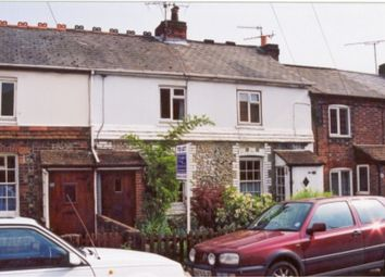 Thumbnail 2 bed terraced house to rent in Station Road, Marlow, Buckinghamshire