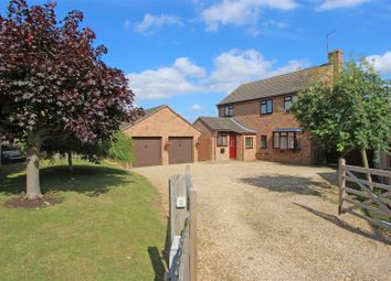 Thumbnail 4 bed detached house for sale in Bytham Heights, Castle Bytham, Grantham