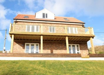 Thumbnail 4 bed detached house for sale in Hill Head, Glastonbury
