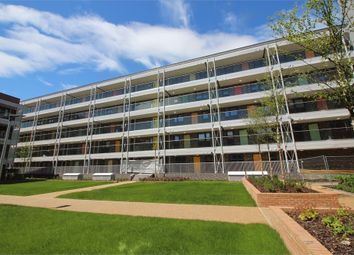 Thumbnail 2 bed flat to rent in Lattice Court, 2 Leonara Walk, Campbell Park, Milton Keynes