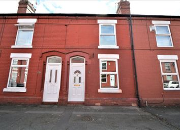 Thumbnail 2 bed terraced house to rent in Frederick Street, Latchford, Warrington