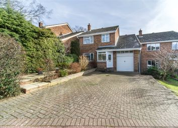 Thumbnail 4 bed detached house for sale in Oakleigh Close, Walderslade, Chatham, Kent