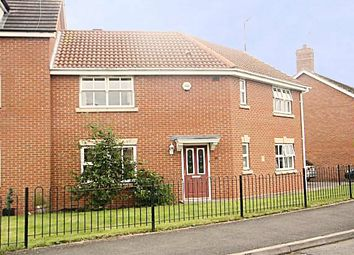 Thumbnail 3 bed semi-detached house to rent in Blackbades Boulevard, Warwick, Warwickshire
