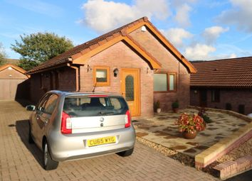 Thumbnail 2 bed detached bungalow for sale in Oakwood Close, Clydach, Swansea, City And County Of Swansea.