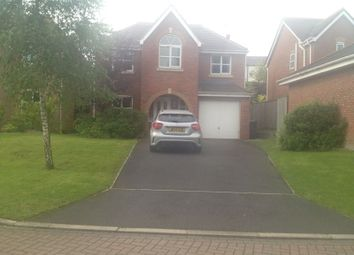 Thumbnail 4 bed detached house for sale in Royds Close, Bolton