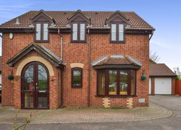 Thumbnail 4 bed detached house for sale in Pickering Drive, Emerson Valley, Milton Keynes