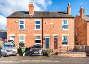 Areley Common, Stourport-On-Severn DY13. 2 bed terraced house for sale