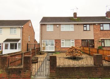 Thumbnail 3 bed end terrace house for sale in Rylston Avenue, Coventry