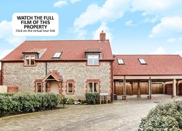 Thumbnail 4 bed detached house for sale in Hettie Close, Blakeney, Holt
