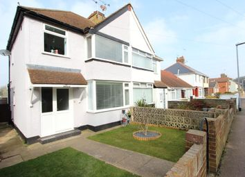 Thumbnail 3 bed semi-detached house for sale in Telegraph Road, Deal