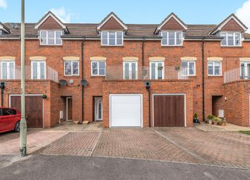 Thumbnail 3 bed town house for sale in Deardon Way, Shinfield