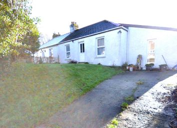 Thumbnail 3 bed semi-detached bungalow for sale in West Street, Rosemarket, Milford Haven