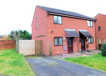 Thumbnail 3 bedroom semi-detached house for sale in Cape Avenue, Western Downs, Stafford