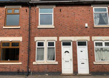 2 bed terraced house to rent in Oldfield Street, Fenton ST4