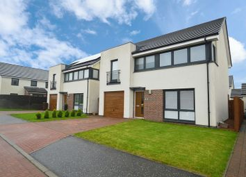 Thumbnail 4 bed detached house for sale in Pioneer Park, Renfrew