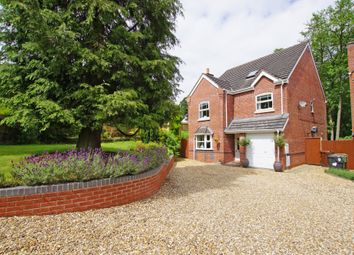 Thumbnail 5 bed detached house for sale in Barnt Green Road, Cofton Hackett