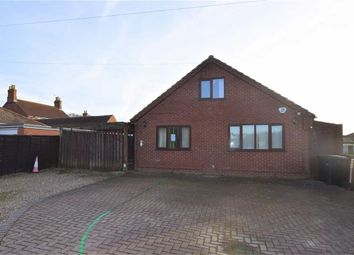 Thumbnail 4 bed bungalow for sale in South End, Hogsthorpe, Skegness