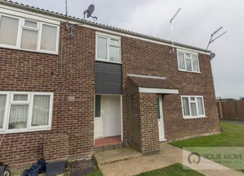 Thumbnail 2 bed flat for sale in Rumburgh Road, Lowestoft