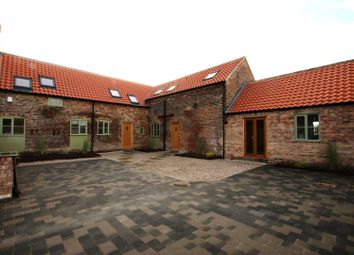 Thumbnail 3 bed barn conversion for sale in Fir Tree Lane, Thorpe Willoughby