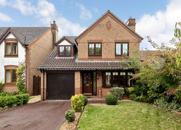 Thumbnail 4 bed detached house for sale in Highwood Ridge, Hatch Warren, Basingstoke