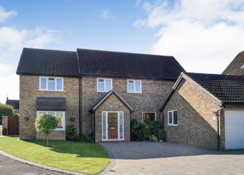 Thumbnail 5 bed detached house for sale in Oakrits, Meldreth