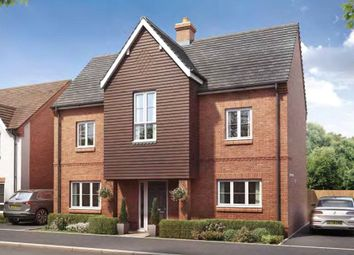 Boorley Green, Botley, Southampton, Hampshire SO32. 4 bed detached house for sale