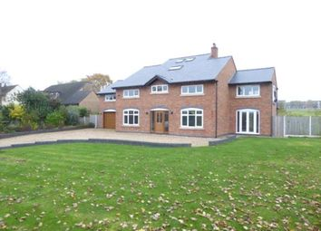 Thumbnail 6 bed detached house for sale in Delph Lane, Daresbury, Warrington, Cheshire